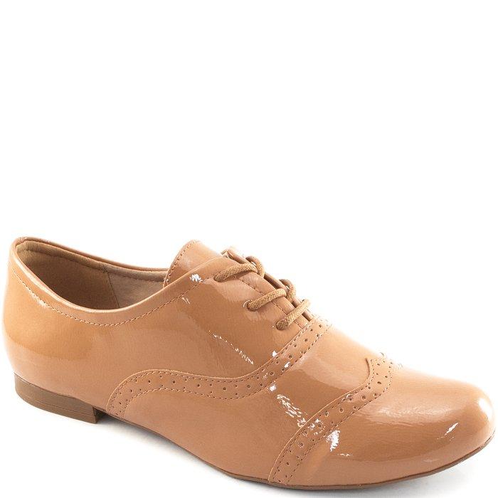 47ad9c064 Oxford Verniz Numeração Especial Sapato Show 3921 - Antique