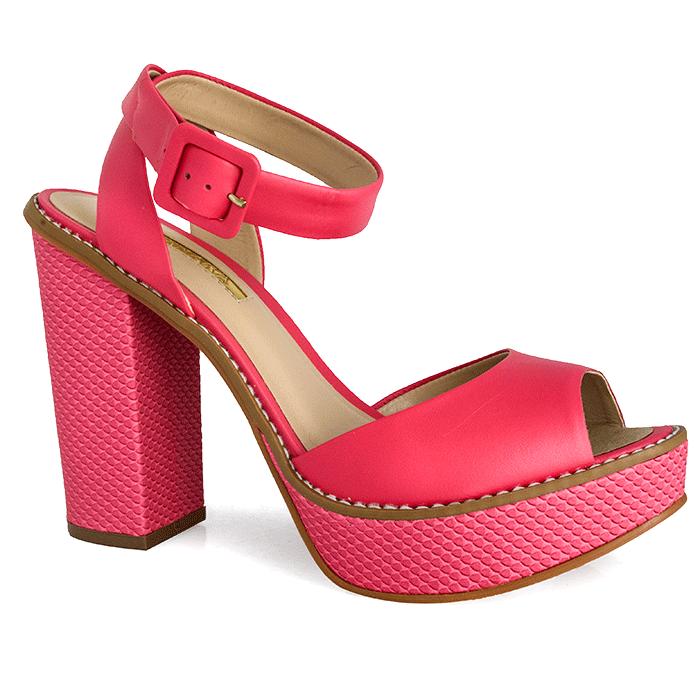 e061d85dcc Sandalia Salto Grosso Tanara 7821 - Pink