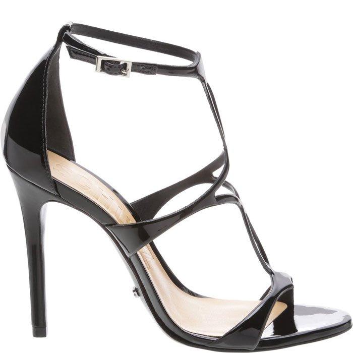 fa3266782 Sandália Blanca Stiletto Schutz S202400026 - Preto | Sapato Show