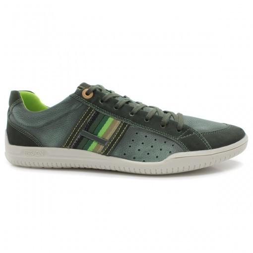 52f5c073eb Sapatenis Ferracini 7627 - Verde | Sapato Show