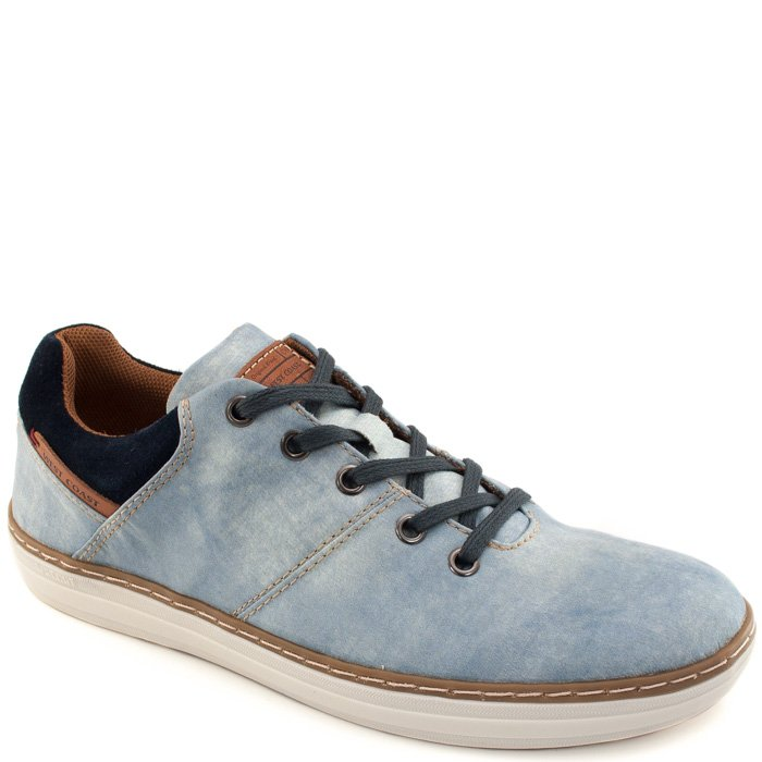 cab9612296 Sapatenis Sneaker West Coast 118630 - Jeans Claro