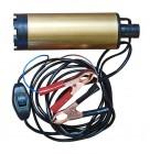 Imagem - Bomba Submersa para Abastecimento de Óleo Diesel e Água à Bateria - 12V - 20 l/min - BREMEN - 14453