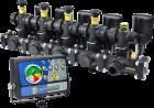Imagem - Comando elétrico 4 vias e regulador de pressão elétrico A4082 - TECNOMARK - 19023