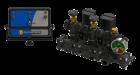 Imagem - Comando Elétrico Para Pulverizador 2 Vias Águia Master Plus - Tecnomark