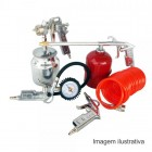 Imagem - Kit de acessórios para motocompressor - 5 peças - Motomil - 14503