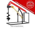 Imagem - Perfurador de solo para trator sem broca - Mec-Rul - 17603