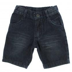 Bermuda Jeans Have Fun Infantil Menino Bigodinho 29258