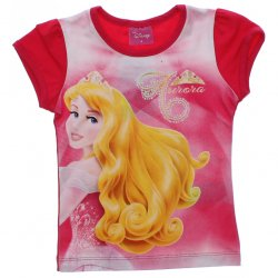 Blusa Princesas Disney Menina Estampa Sortida 31450