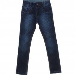 Calça Jeans Akiyoshi Infantil Menino Bolso Presponto 31399