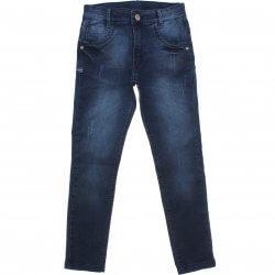 Calça Jeans Akiyoshi Juvenil Menino Puido e Amassadinho 31393
