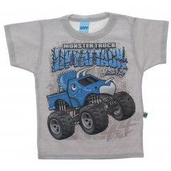 Camiseta Infantil Livy Menino MonsterTruck 31777