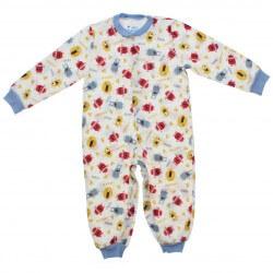 Pijama Inverno Have Fun Menino Macacão Moletinho Estampado 31288