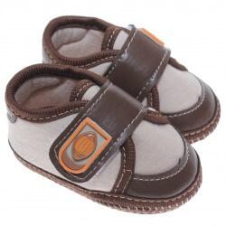 Sapato Keto Baby Menino Velcro Bola Futebol Americano 31264