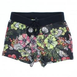 Shorts Alakazoo Infantil Menina Malha Estampa Sortida 27104