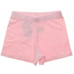 Shorts Infantil Elian Menina Cotton Liso Básico 30587