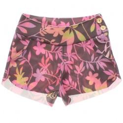Shorts Infantil Elian Menina Estampado 29451