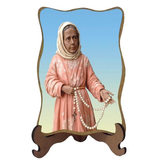 Porta-Retrato Santa Nhá Chica