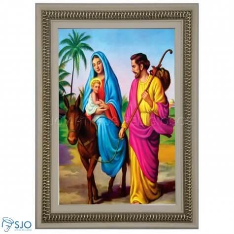 Quadro Religioso Nossa Senhora do Desterro - 70 x 50 cm