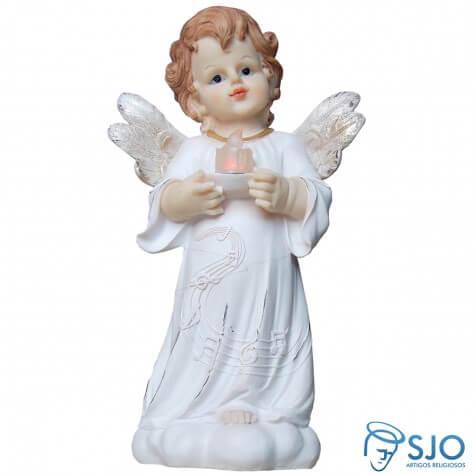 Anjo da Guarda com Vela
