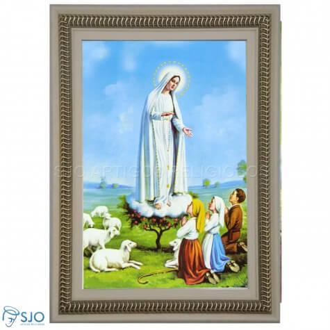 Quadro Religioso Nossa Senhora de Fátima