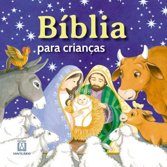Bíblia de Aparecida para Crianças