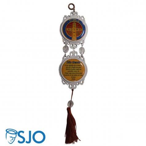 Adorno Medalha de São Bento