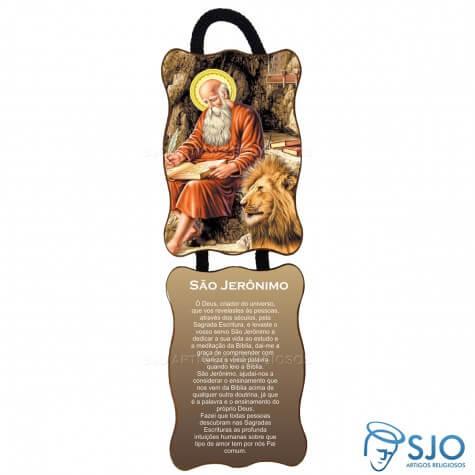 Adorno de Porta Retangular - São Jerônimo