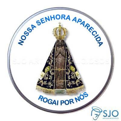 Latinha de Nossa Senhora Aparecida - Mod. 2