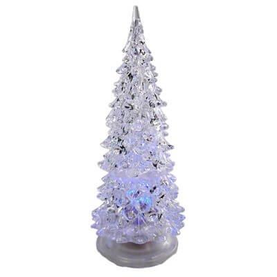 Árvore de Natal com Luz - 30 cm