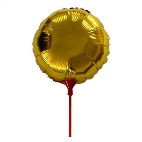 Balão Metalizado para Festa - 18 cm