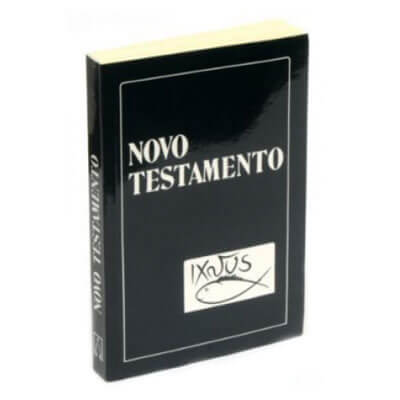 Novo Testamento de Bolso com Brochura