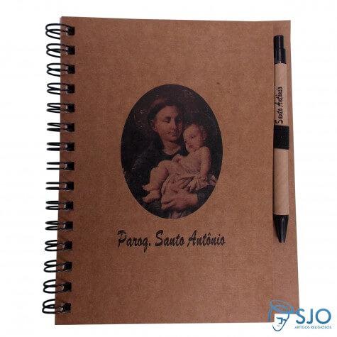 Caderno Personalizado - Espiral Duplo