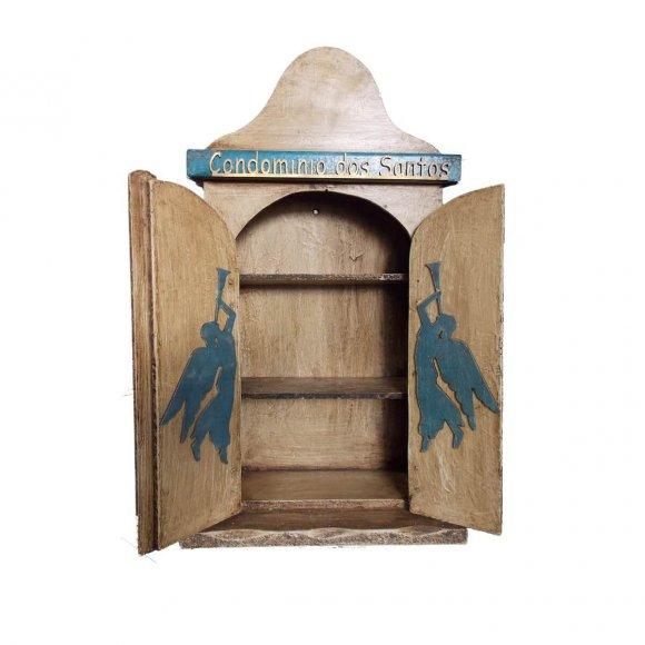 Capela de Madeira Condomínio dos Santos