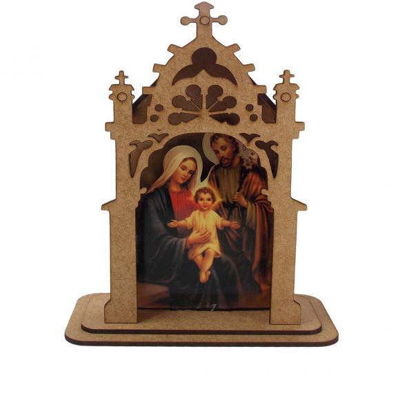 Ref: CAPS06   Capela Sagrada Família
