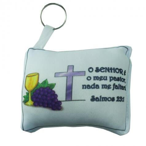 Ref: 40303-17   Chaveiro Almofada de Eucaristia