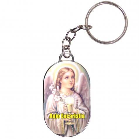 Chaveiro Chapinha - Anjo Eucaristia