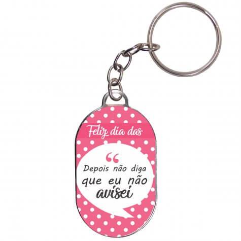 Chaveiro Chapinha Dia das Mães - Mod. 6