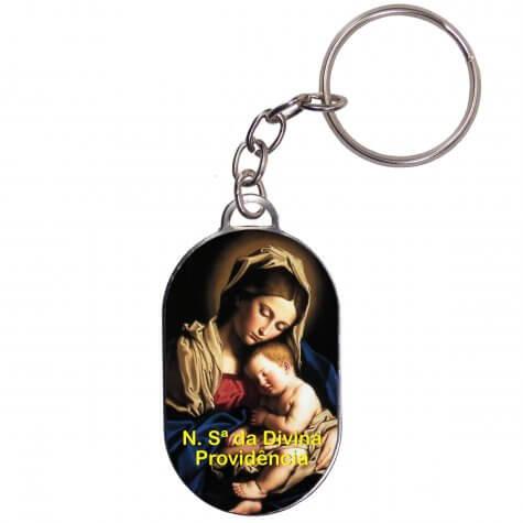 Chaveiro Chapinha - Nossa Senhora da Divina Providência