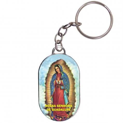 Chaveiro Chapinha - Nossa Senhora de Guadalupe