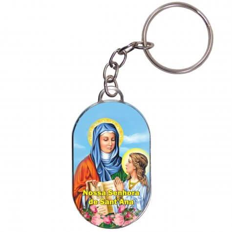 Chaveiro Chapinha - Nossa Senhora Santana