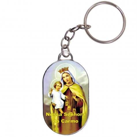 Chaveiro Chapinha - Nossa Senhora do Carmo