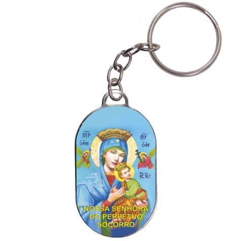 Chaveiro Chapinha - Nossa Senhora do Perpétuo Socorro
