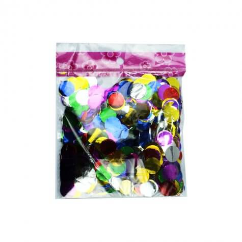 Confete Metalizado Mix
