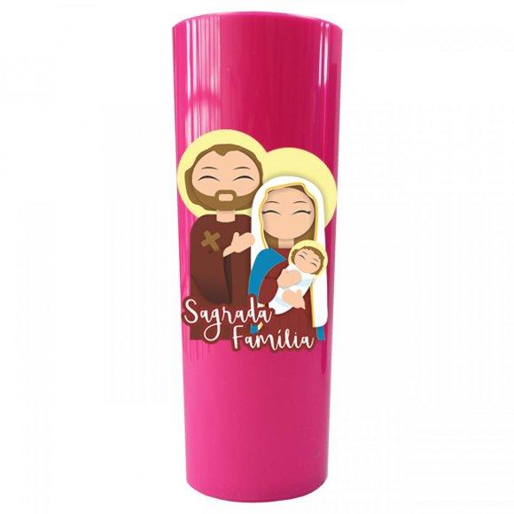 Copo Long Drink Sagrada Família Infantil