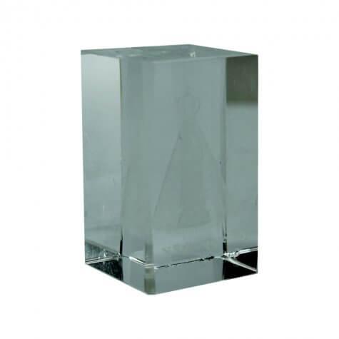 Cristal de Nossa Senhora Aparecida