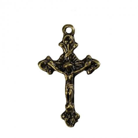 Crucifixo Ouro Velho