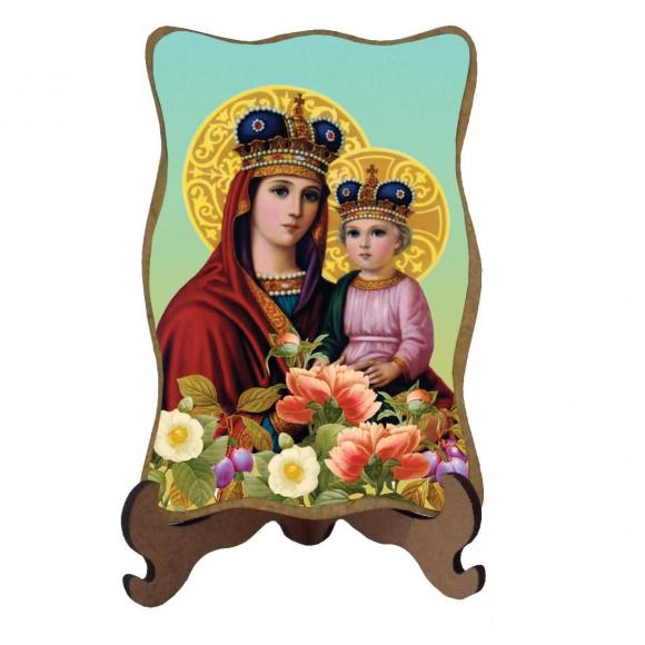Porta-Retrato Nossa Senhora da Saúde - Modelo 1