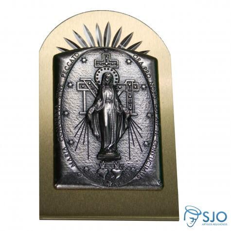 Adorno 6 x 4 de Nossa Senhora das Graças