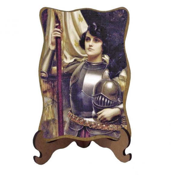 Porta-Retrato Santa Joana D'Arc