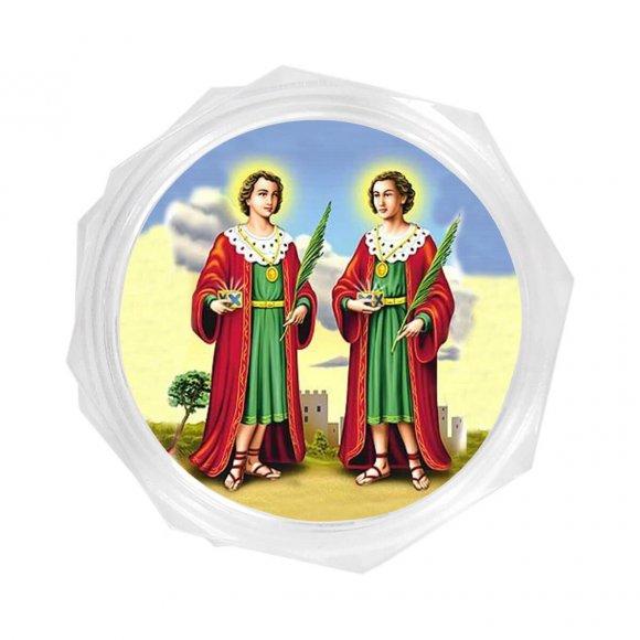 Embalagem Italiana São Cosme e Damião